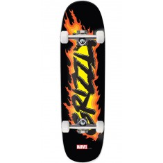 Grizzly X Ghost Rider Cruiser Skateboard Complete