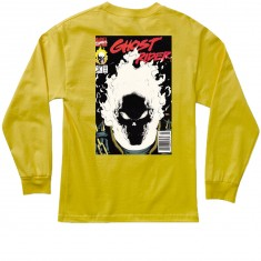 Grizzly X Ghost Rider Longsleeve T-Shirt - Yellow