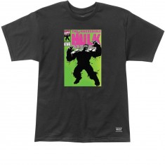 Grizzly X Hulk Cover T-Shirt - Black