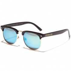 Happy Hour Bryan Herman The G2s Sunglasses - Gloss Black/Gold Lens