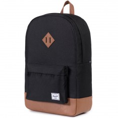 Herschel Supply Heritage Backpack - Black/Tan