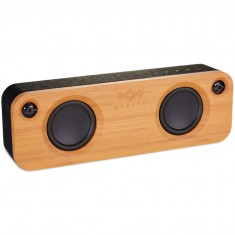 House of Marley Get Together Travel Speaker - Marley Black