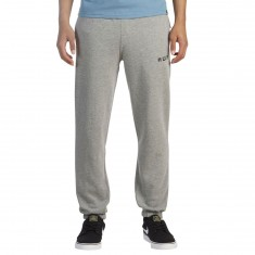 Huf Original Fleece Sweatpant - Grey Heather