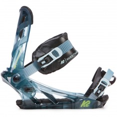K2 Hurrithane Snowboard Bindings 2018 - Surf