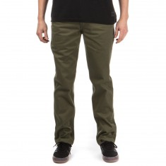 Levis Work Pants - Ivy Green Twill