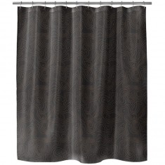 Night Shift X Grizzly National Park Shower Curtain - National Park