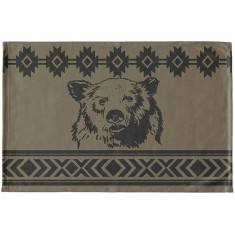 Night Shift X Grizzly Rocky Mountain Floor Mat - Rocky MTN