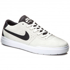 Nike SB Bruin Hyperfeel Shoes - Summit White/White/Black