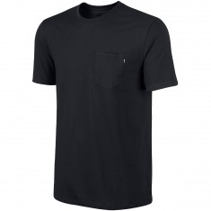 Nike SB Dri Fit Solid Pocket T-Shirt - Black/Black