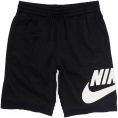Nike SB Dry Sunday Shorts - Black/White