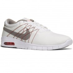 Nike SB Koston Max Shoes - Summit White/Dust White/Ember Glow