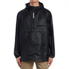 Nike SB Packable Anorak Jacket - Black/Black