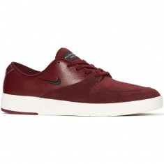 Nike SB Zoom Paul Rodriguez X Shoes - Dark Team Red/Black/Sail