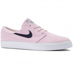 Nike Zoom Stefan Janoski Canvas Shoes - Prism Pink/Obsidian