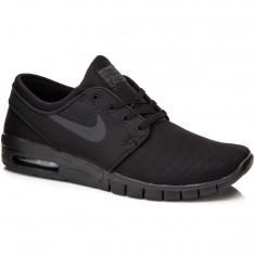 Nike Stefan Janoski Max Shoes - Black/Anthracite/Black