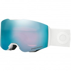Oakley Fall Line Factory Pilot Snowboard Goggles - Whiteout/Prizm Sapphire