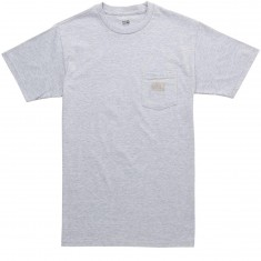 Obey New Times 2 T-Shirt - Heather Grey