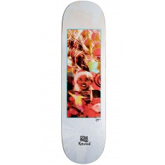 Politic Quim Series Renaud Skateboard Deck - 8.50""