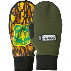 POW Every Day Mitt Snowboard Gloves - Welcome