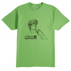 CCS Rave New World T-Shirt - Lime