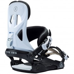 Rome Arsenal Snowboard Bindings 2018 - White