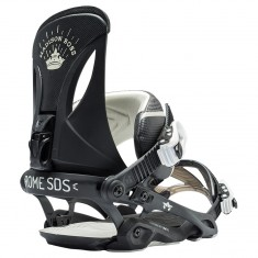 Rome Madison Boss Womens Snowboard Bindings 2018 - Black