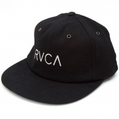 RVCA Brews 6 Panel Hat - Black