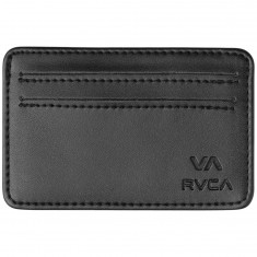 RVCA Card Wallet - Black