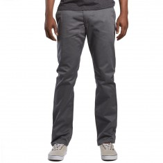 RVCA The Week-End Chino Pants - Pavement