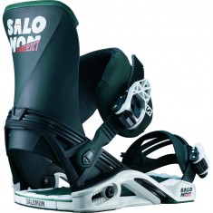 Salomon District Snowboard Bindings - Dark Blue