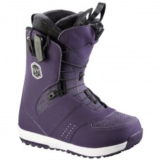 Salomon Ivy Womens Snowboard Boots - Bordeaux