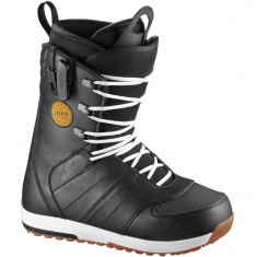 Salomon Launch Lace Snowboard Boots - Navy