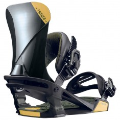 Salomon Trigger Snowboard Bindings - Black