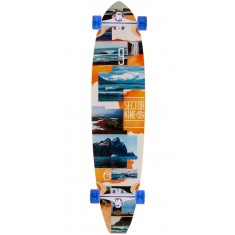 Sector 9 Voyager Longboard Complete