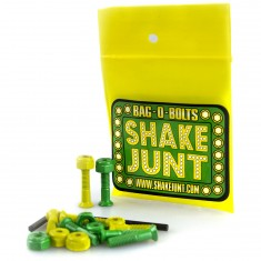 "Shake Junt 1"" Phillips Hardware - Green/Yellow"