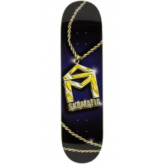 Sk8 Mafia House Logo Chain Skateboard Deck - 8.0""