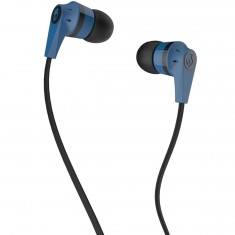 Skullcandy Ink'd 2.0 Mic'd Headphones  - Blue/Black