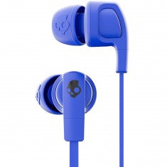 Skullcandy Smokin Bud 2 Headphones - Street/Royal Blue/Dark Blue
