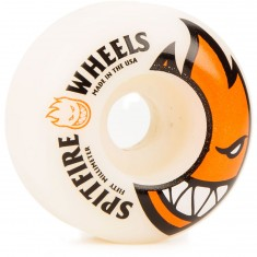 Spitfire Bighead Skateboard Wheels - 50mm