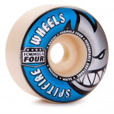 Spitfire Formula Four Radial Skateboard Wheels - 56mm - 99a