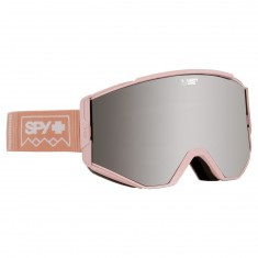 Spy Marshall Snowboard Goggles - Deep Winter Rose Quartz/ Happy Gray Green with Silver Spectra