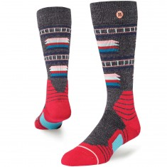Stance Bridgeport Snowboard Socks - Black