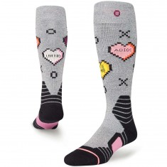 Stance Candy Snowboard Socks - Grey