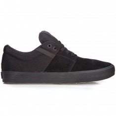 Supra Stacks Vulc II Shoes - Black/Black/Black