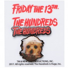 The Hundreds X Friday The 13th Pins