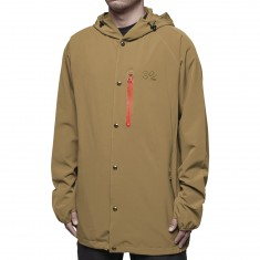 Thirty Two 4TS Comrade Snowboard Jacket - Tobacco