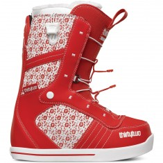 Thirty Two 86 Fast Track 2016 Womens Snowboard Boots - Red