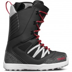 Thirty Two Light JP Snowboard Boots - Black/Grey/Red
