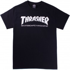 Thrasher Skate Mag T-Shirt - Black