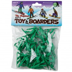 Toy Boarders Snow Series 1 - Original Green